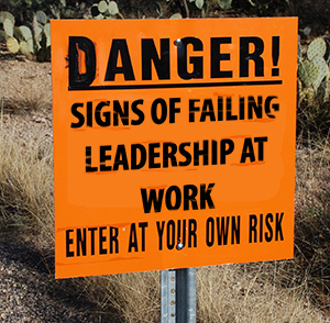 failing-leadership > Leider of lijder? | Leiderschap