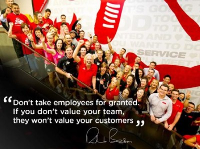 richardbranson2 > Don't take employees for granted | leiderschap